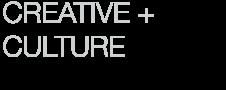 Creative & Culture